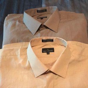 Stacy Adams Shirts - Stacy Adams Dress Shirts‼️2 BUNDLE DEAL‼️